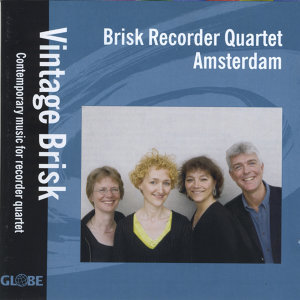 Brisk Recorder Quartet アーティスト写真
