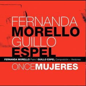Fernanda Morello & Guillo Espel アーティスト写真