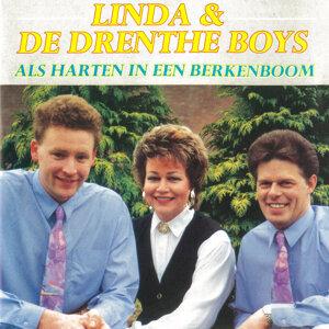 Linda & De Drenthe boys アーティスト写真