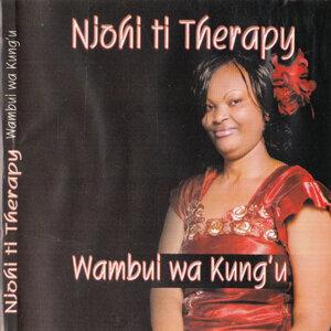 Wambui Wa Kungu アーティスト写真