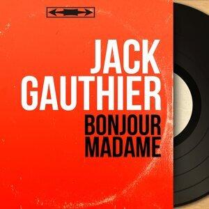 Jack Gauthier アーティスト写真