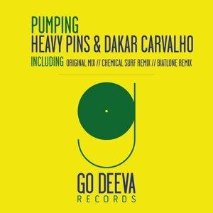 Heavy Pins, Dakar Carvalho アーティスト写真