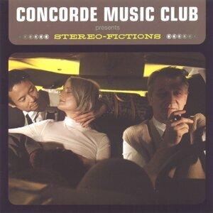 Concorde Music Club 歌手頭像