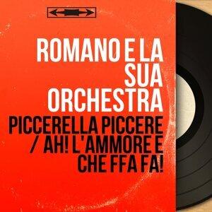 Romano e la sua orchestra 歌手頭像