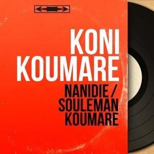 Koni Koumare アーティスト写真