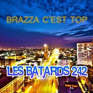 Les Batards 242 歌手頭像