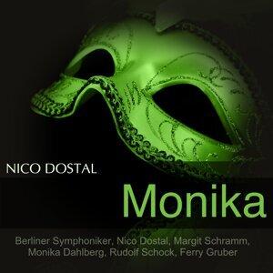 Berliner Symphoniker, Nico Dostal, Margit Schramm, Monika Dahlberg, Rudolf Schock, Ferry Gruber 歌手頭像