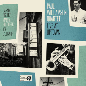 Paul Williamson Quartet アーティスト写真