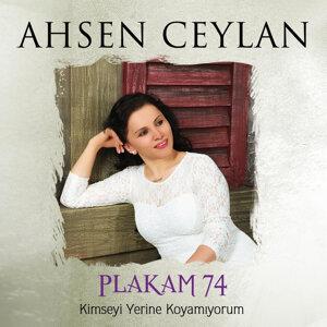 Ahsen Ceylan アーティスト写真