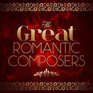 Edvard Grieg, Johannes Brahms, Franz Liszt 歌手頭像