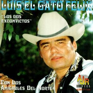 """Luis """"El Gato"""" Felix アーティスト写真"""