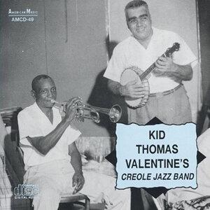 Kid Thomas Valentine's Creole Jazz Band 歌手頭像