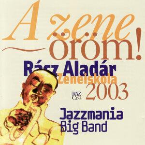 Jazzmania Big Band アーティスト写真
