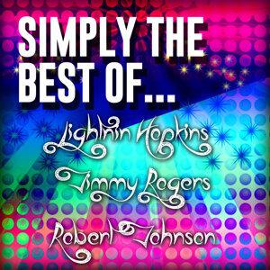 Lightnin Hopkins|Jimmy Rogers|Robert Johnson 歌手頭像