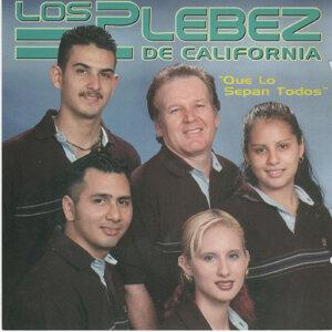 Los Plebez de California アーティスト写真