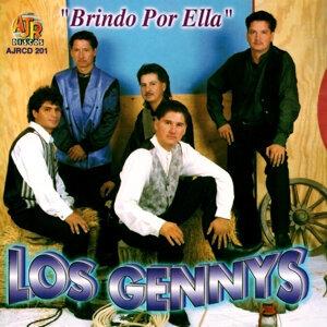 Los Gennys 歌手頭像
