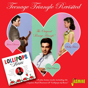 James Darren,Shelley Fabares,Paul Petersen 歌手頭像