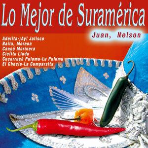 Juan|Nelson 歌手頭像