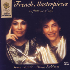 Paula Robison, Ruth Laredo 歌手頭像