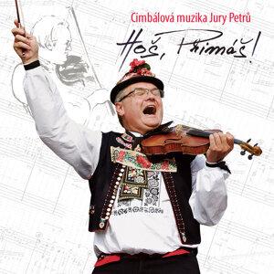 Cimbálová muzika Jury Petrů