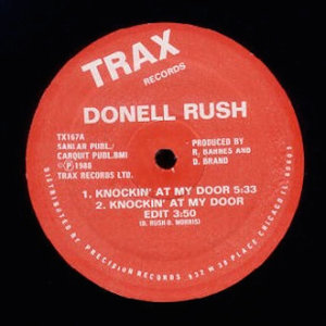 Donell Rush 歌手頭像