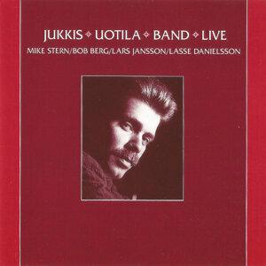Jukkis Uotila Band アーティスト写真