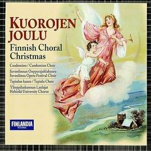 Kuorojen joulu - Finnish Choral Christmas 歌手頭像