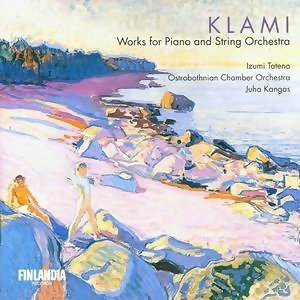 Tateno, I. and Ostrobothnian Chamber Orchestra and Kangas, J アーティスト写真