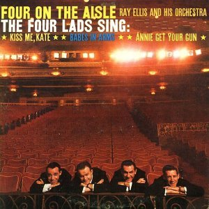 The Four Lads With Ray Ellis and His Orchestra 歌手頭像