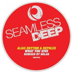 Alias Rhythm, Dephlex 歌手頭像