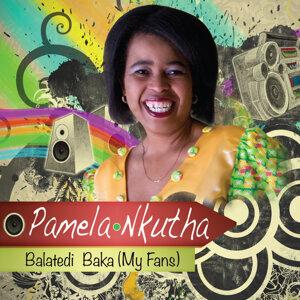 Pamela Nkutha アーティスト写真