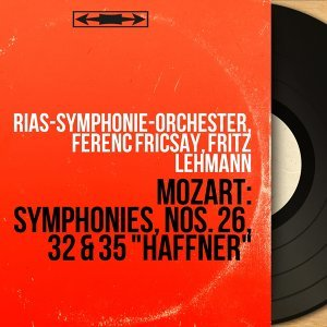 Rias-Symphonie-Orchester, Ferenc Fricsay, Fritz Lehmann 歌手頭像
