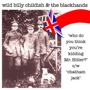 Wild Billy Childish And The Blackhands アーティスト写真
