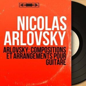 Nicolas Arlovsky 歌手頭像