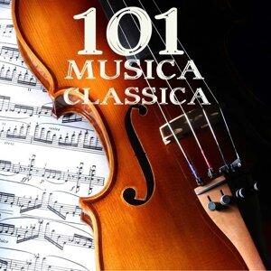 101 Musica Classica Artisti 歌手頭像