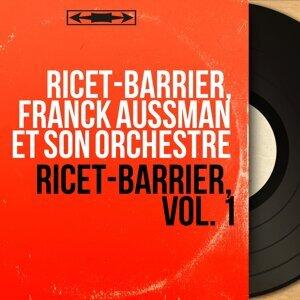 Ricet-Barrier, Franck Aussman et son orchestre 歌手頭像