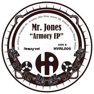 Mr Jones 歌手頭像
