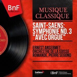 Ernest Ansermet, Orchestre de la Suisse Romande, Pierre Segond 歌手頭像