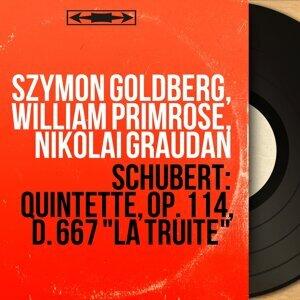 Szymon Goldberg, William Primrose, Nikolai Graudan 歌手頭像