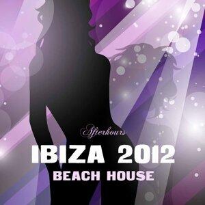 Ibiza 2012 Beach House アーティスト写真