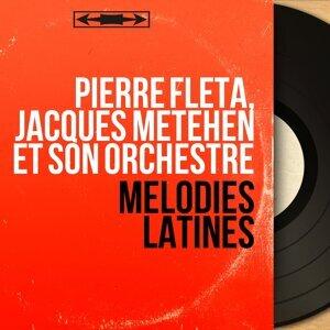 Pierre Fleta, Jacques Météhen et son orchestre アーティスト写真