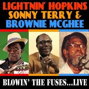 Lightnin' Hopkins,Sonny Terry, Brownie McGhee 歌手頭像
