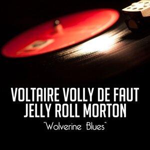 Voltaire Volly De Faut, Jelly Roll Morton 歌手頭像