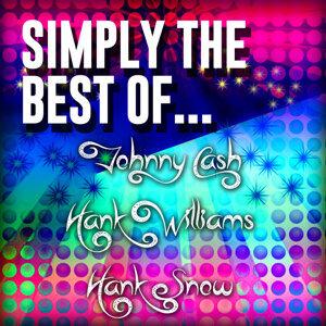 Johnny Cash|Hank Williams|Hank Snow 歌手頭像