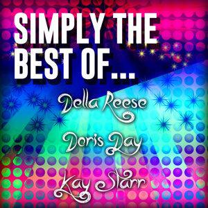 Della Reese|Doris Day|Kay Starr 歌手頭像