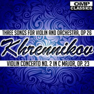 Moscow RTV Symphony Orchestra | Vladimir Fedoseyev | Igor Oistrakh 歌手頭像