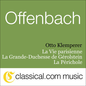 Otto Klemperer & Jacques Offenbach アーティスト写真