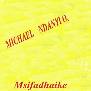 Michael Ndanyi O. アーティスト写真