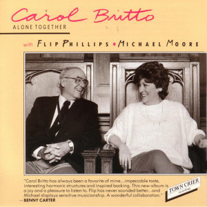 Carol Britto with Flip Phillips and Michael Moore アーティスト写真