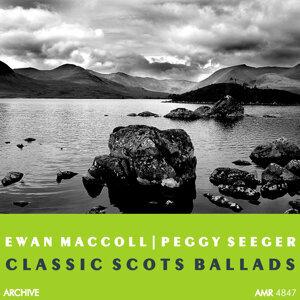 Ewan MacColl & Peggy Seeger 歌手頭像